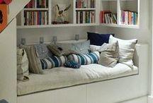 Cozy Home Spaces  / Chic decor ideas.