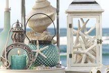 Nautical Decorations / by Kaylynn Rice
