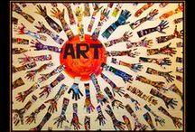 Teaching Art / by Megan VanderDeen