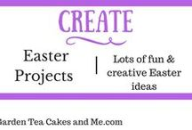 Easter Crafts Ideas / Fun and creative Easter crafting tutorials and ideas
