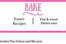 Easter Baking Recipes / Easter Food Inspiration and Recipes.
