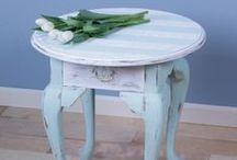 Paint / #chalkpaint #spraypaint #watercolor and other painted crafts