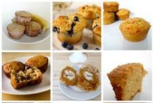 Breads, sweetbreads and muffins / by Tamara-Lynn St-Pierre
