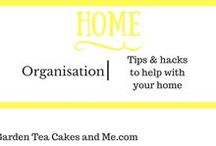 Home | Organisation / No excuse for mess or chaos!