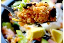 Vegetarian Recipes / Vegetarian recipes for meatless lunch & dinner ideas.