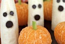 Halloween & Fall Activities / Halloween & Fall activities for eating & craft ideas
