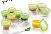Baby Food / Homemade baby food ideas