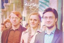 Harry Potter❤️ / Harry Potter is my most favourite film of all times and I love all the characters and the story!