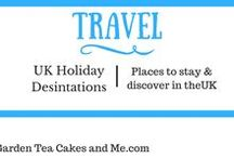 Travel | UK Holiday Destinations / Wishlist of places to escape for a break in the UK