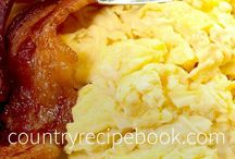 Breakfast Foods / This board features breakfast recipes that are easy and delicious.