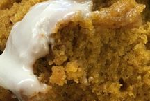 Pumpkin Recipes / Pumpkin recipes. Pumpkin muffins, breads, cookies, pies, rolls, bars, and cupcakes.