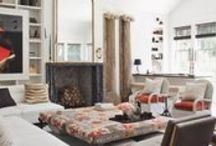 Living Rooms / by Holly Hansen