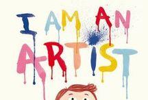 Literacy Art Ed / by Kati Walsh