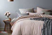 Bedroom ideas / by Cathleen Mosley