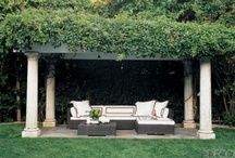 Outdoor Spaces / by Julie Wilson