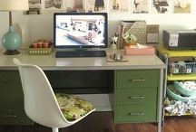 Craft Rooms/ Offices / by Julie Wilson
