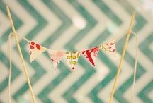 Parties / bridal showers, baby showers, birthdays, holidays, weddings... fun! / by Julie Wilson