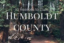 Favorite Places & Spaces / by Humboldt County Convention & Visitors Bureau