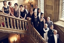 Downton Abbey-Newest Obsession / by Christine DL
