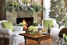 Decor: Christmas / by Kristen Statema