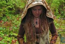 MY LIFE } Dressing up, LARP & Costumes / I'm a LARPer, which means i've got a vivid imagination and love to dress up and disappear in world of make believe and fun. Remember the joy of the dressing up box or building a fort as a child? Yeah, that. :)