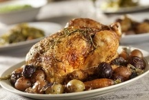 Plain, Awesome Thanksgiving  / awesome recipes and turkey cooking tips for a simply delicious holiday