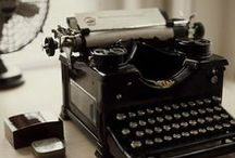 Typewriters / by Lesley Hall