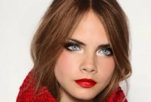 Holiday Beauty / Hair, makeup and nail ideas to take you through the holiday season.