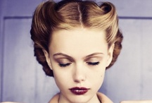 1940s Looks / Modern looks inspired by the 1940s.