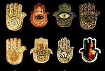 Hamsa & Hand of Fatima