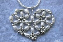 Beaded  Jewelry / Crafts / Beaded jewelry and crafts / by Theone Welch