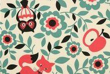 DESIGN } Pattern & prints