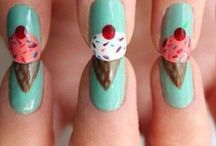 Nails / by 🍧Sharon Branch🍰 Branch