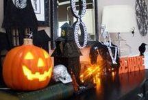 SEASONAL } Halloween