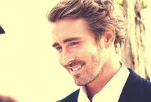 Dem Eyebrows / Dedicated to the brilliant, handsome, talented Lee Pace and his glorious eyebrows.  / by Kira