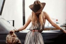 cowgirl chic / by Shannon Fraleigh