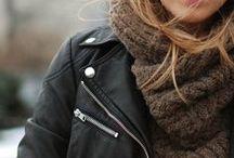 Fashion: Leather / by Kristen Statema