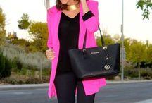 Fashion: Work Wear: Blazers / by Kristen Statema