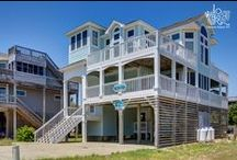 Avon Vacation Rentals / Outer Banks Vacation rentals located in the Avon village on Hatteras Island, North Carolina. Take a look and book online or call 800.627.1850 today! / by Outer Beaches Realty