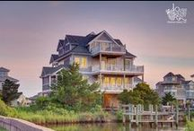 Frisco Vacation Rentals / Outer Banks Vacation rentals located in the Frisco village on Hatteras Island, North Carolina. Take a look and book online or call 800.627.1850 today!