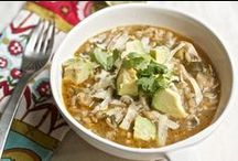 Soups On / Soup recipes that are comforting and wholesome. Soups that are hearty and filling.