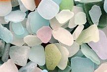 Sea Glass / All things Sea Glass.