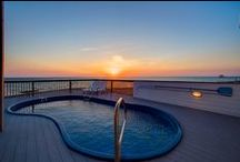 Beach House Views / A stunning collection of views from Hatteras Island Beach homes.  / by Outer Beaches Realty