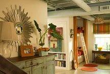 Home: Decor: Basement / by Kristen Statema