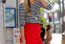 Fashion: Work Wear: Skirts / by Kristen Statema