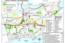Walking/Hiking on Cape Cod / From conservation land to wooded trails and hidden gems