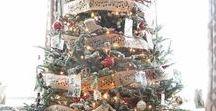 Christmas Tree Ideas / Ideas and inspiration for Christmas Trees