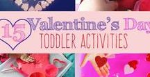 Valentines Day / Decorating, craft and gift ideas for Valentine's Day