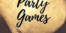 Games / Ideas for fun games to play at parties