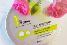 Be Organic UK / Polskie naturalne kosmetyki dostępne w UK!